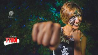 Fotos de la fiesta de quice de Tina en Granadero Baigorria por Leo Bravo Fotografía